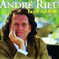 ANDRE RIEU 'LA VIE EST BELLE' CD NEW!!!!!!!!!!!!!!!!