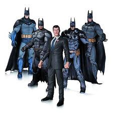DC Arkham Series Batman 5-Pack