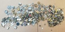 Gruen Imperial Admiral Waltham + More Large Collection Of Pocket Watch Parts