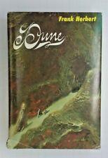 Vintage Dune By Frank Herbert W/ DJ  Book Club Edition, Chilton Publisher