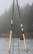 G LOOMIS 9'2 2pc 6-10 lb ML St-head Side Drift Spinning Rod IMX 1102-2S STSDR