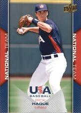 2009 Upper Deck USA Baseball #USA12 Rick Hague