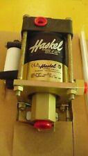 Haskel M 21 Air Driven Liquid Fluid Pump 2600 Psi Max Wp 211 Ratio