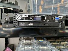 Dell PowerEdge R300 XEON de cuatro núcleos 2.5GHz 4GB Ram servidor en rack 1U