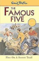 Five On A Secret Trail: Book 15 (Famous Five), Blyton, Enid , Acceptable | Fast