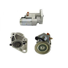 Fits KIA Sedona II 2.9 TD Starter Motor 2001-2006 - 11677UK
