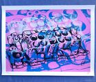 Coop Concert Poster Screen Print Poster Signed / Numbered Manifold 18X24 Inch