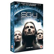Stargate Universe (SG-U) : Seasons 1 & 2 - Robert Carlyle - New DVD