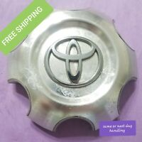 #D Toyota Tundra Sequoia Wheel Center Cap 2005-2006 Machined Finish 42603-AF050