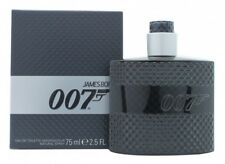 JAMES BOND 007 EAU DE TOILETTE EDT 75ML SPRAY - MEN'S FOR HIM. NEW