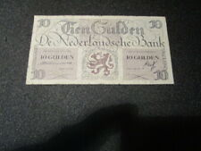 10 Gulden Niederlande 1945