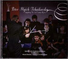 TCHAIKOVSKY Symphony No. 5 CD + DVD Idyllwild Arts Academy Orch., Peter Askim