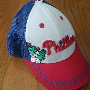 PHILADELPHIA PHILLIES New ERA 9Forty Adjustable Childs Hat Cap Embroidered