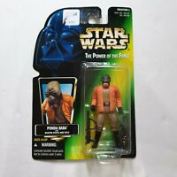 STAR WARS 1996 The Power of the Force PONDA BABA Kenner action figure NEW