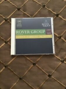 Rover Group : Sponsoring the LSO : By Appointment to HM The Queen : Audio CD