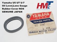 Yamaha U5 U7 U-7 Oil Level Gauge Rubber Cover P/NO U7-1087 GENUINE NEW