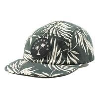 Billabong Womens 5 Panel Camper Adjustable Hat Black White One Size New