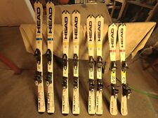 Head 'The Link' Skis (Medium 148 cm)  w/ Tyrolia Bys bindings
