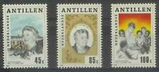 Ned. Antillen postfris 1984 MNH 791-793 - Eleanor Roosevelt