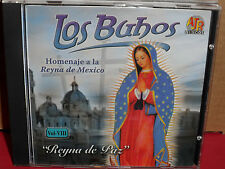 Los Buhos - Reyna de Paz CD Rare LATIN