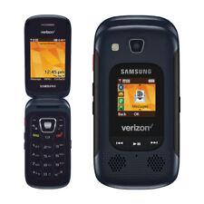 Samsung Convoy 4 B690 - Black (Old Verizon) Flip Cell Phone
