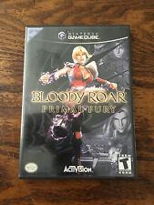 Nintendo Gamecube Bloody Roar: Primal Fury Complete