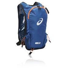 Asics Fujitrail Speed Unisex Blue Running Training Rucksack Backpack