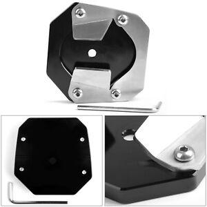 For Yamaha XT1200ZE Super Tenere CNC kickstand side extension enlarger pad BS2