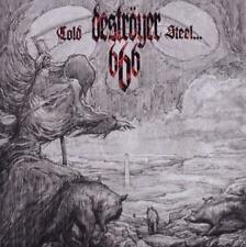 Deströyer 666-Cold Steel... for an Iron Age CD NUOVO!