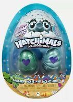 Hatchimals Colleggtibles Season 5 Mermal Magic Mystery 2-Pack + Nest NEW SEALED