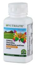 Amway NUTRILITE Children Chewables Multivitamin Healthy Grow (100 Tablets) ELS