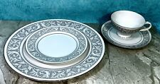 IMPERIAL CHINA BY W DALTON #5671 Whitney 4-Piece Place Setting SET NEW/MINT