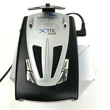 For Parts/Repair No Sound Whistler Xtr 690 Radar Detector