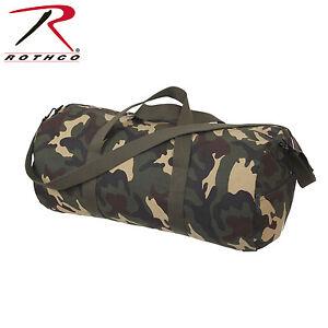 Rothco 2224 / 2243 / 2234 Heavyweight Canvas Shoulder Bag