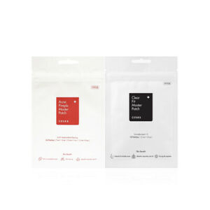 [Cosrx] Acne Pimple / Clear fit Master Patch Free gifts
