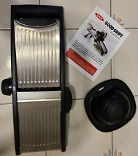 Oxo Good Grips Chef's Mandoline Slicer, Great Condition, Great Brand