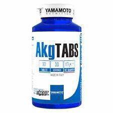 YAMAMOTO NUTRITION AKG TABS 90 compresse. Arginina alfa chetoglutarato.