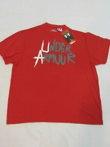 NEW MEN'S UNDER ARMOUR HEAT GEAR S/S LOOSE FIT T-SHIRT, PICK SIZE AND COLOR