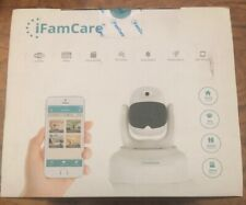 iFamCare 1080P Full HD Wi-Fi Digital Home & Pet Video Cam for iPhone & Android
