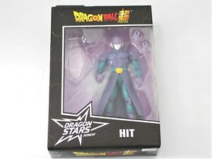 Dragon Ball Z Super Dragon Stars Series 3 Hit action figure, no BAF piece