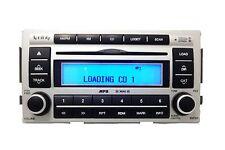 2007 2008 HYUNDAI Santa Fe INFINITY Radio Stereo 6 Disc Changer MP3 CD Player XM