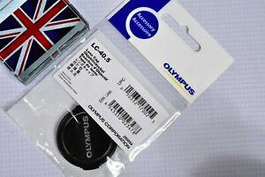 100% GENUINE ORIGINAL OLYMPUS FRONT LENS CAP LC-40.5 40.5MM