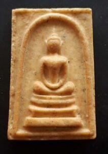 Genuine LP KUAY 1st Phra Somdej Amulet Talisman Best For Powerful Lucky Fetish