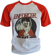 ENFORCER - The Black Angel - Baseball-T-Shirt - S / Small - 162549