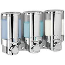 AVIVA 3-FACH Hygienespender + Seifenspender Wandmontage