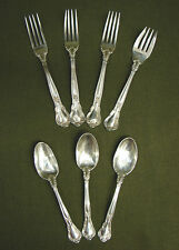 Gorham Sterling Silverware Bundle - 7 Pc Total