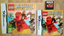 Lego Ninjago - Nintendo DS / Lite / DSi / XL / 2DS / 3DS game - Age 7+ ***PAL***