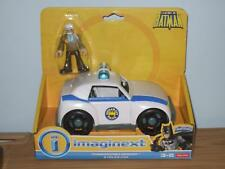 Imaginext Batman Commissioner Gordon & Police Car - Brand New