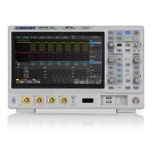 "SIGLENT SDS2204X Plus, 4ch 200MHz 2GS/sx2 Oscilloscope w/ 10.1"" Touch Screen"