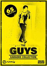 GUYS KARAOKE HITS SUNFLY KARAOKE DVD - 65 HIT SONGS